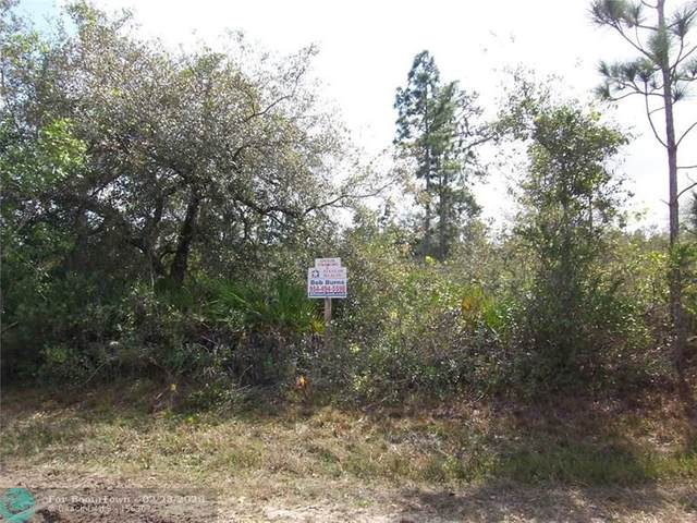 Lot 12 Poinciana Drive, Other City - In The State Of Florida, FL 32855 (#F10217161) :: Dalton Wade