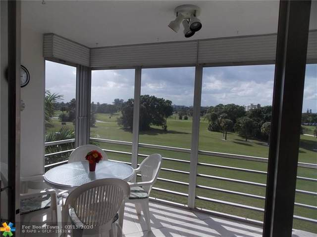 2671 S Course Dr #402, Pompano Beach, FL 33069 (MLS #F10217170) :: Green Realty Properties