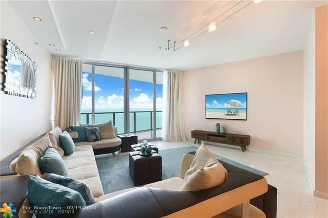 3101 S Ocean #2407, Hollywood, FL 33019 (MLS #F10217180) :: Castelli Real Estate Services