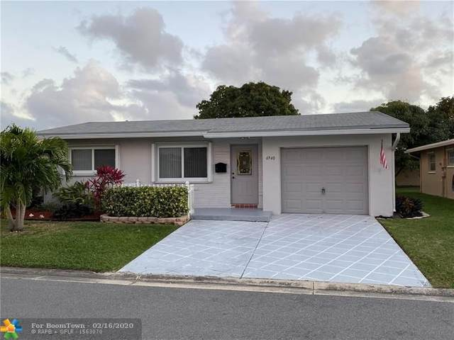 6940 NW 14th Ct, Margate, FL 33063 (MLS #F10217192) :: Green Realty Properties