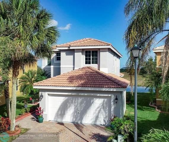 1821 SW 148th Way, Miramar, FL 33027 (MLS #F10217206) :: Green Realty Properties