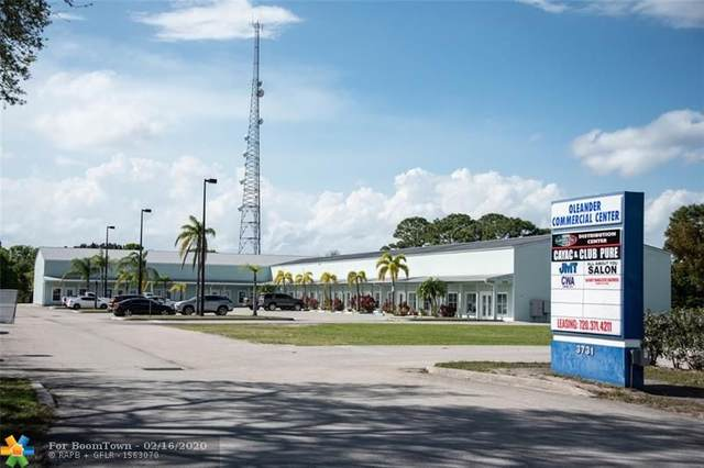 3731 Oleander #101, Fort Pierce, FL 34982 (MLS #F10217224) :: Berkshire Hathaway HomeServices EWM Realty