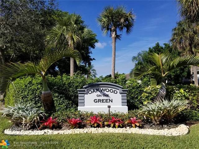 9889 Riverside Dr 11-20, Coral Springs, FL 33071 (MLS #F10217230) :: Green Realty Properties