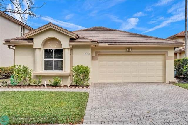 7431 NW 1st Pl, Plantation, FL 33317 (MLS #F10217234) :: THE BANNON GROUP at RE/MAX CONSULTANTS REALTY I