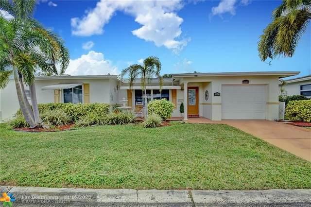 1445 NW 67TH AV, Margate, FL 33063 (MLS #F10217235) :: Berkshire Hathaway HomeServices EWM Realty