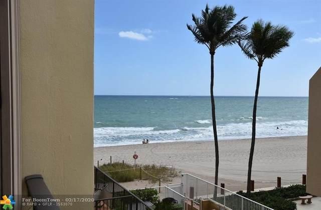 4228 El Mar Dr #303, Lauderdale By The Sea, FL 33308 (MLS #F10217266) :: RE/MAX