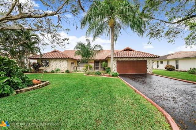 8599 NW 1st St, Coral Springs, FL 33071 (MLS #F10217276) :: Green Realty Properties