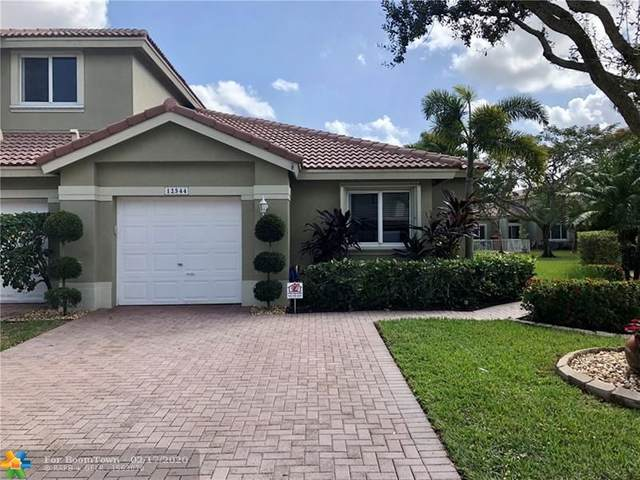 12544 NW 56th St #12544, Coral Springs, FL 33076 (MLS #F10217284) :: Green Realty Properties