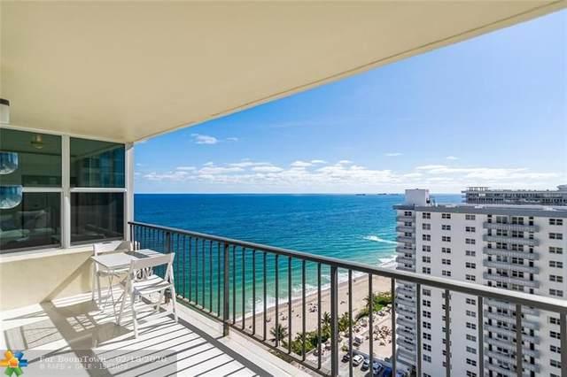 4280 Galt Ocean Dr 18L, Fort Lauderdale, FL 33308 (MLS #F10217325) :: Berkshire Hathaway HomeServices EWM Realty