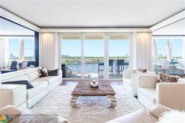 511 Bayshore Dr #808, Fort Lauderdale, FL 33304 (MLS #F10217332) :: The O'Flaherty Team
