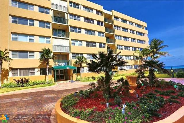 1239 Hillsboro Mile #402, Hillsboro Beach, FL 33062 (MLS #F10217340) :: RE/MAX