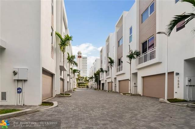 1331 N Ocean Blvd 16-B, Pompano Beach, FL 33062 (MLS #F10217411) :: Green Realty Properties