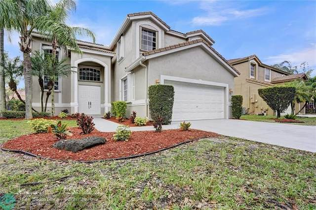 6131 NW 58TH WY, Parkland, FL 33067 (MLS #F10217423) :: United Realty Group