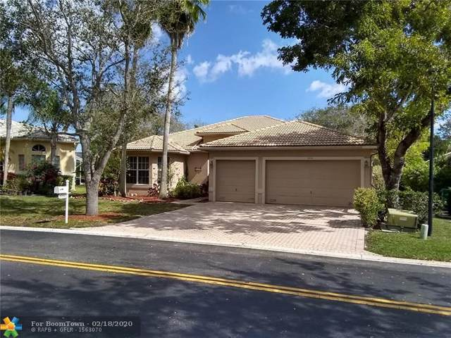 5053 NW 115th Ter, Coral Springs, FL 33076 (MLS #F10217459) :: United Realty Group
