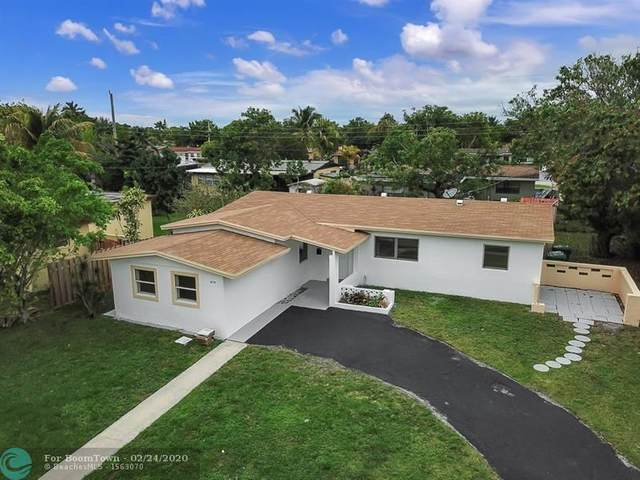 4711 NW 11th Ct, Lauderhill, FL 33313 (MLS #F10217492) :: The Howland Group