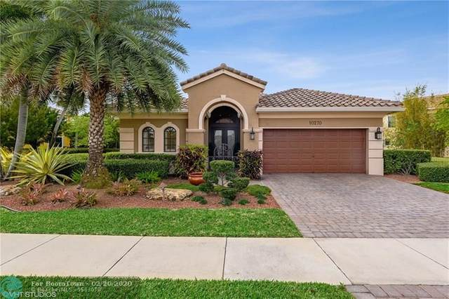 10270 Cameilla St, Parkland, FL 33076 (MLS #F10217502) :: United Realty Group