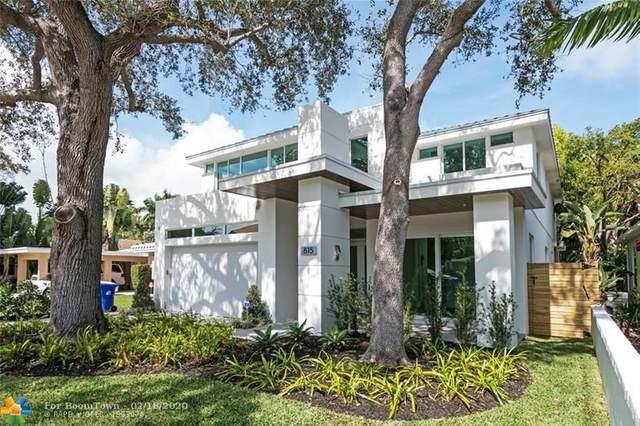815 SE 9th St, Fort Lauderdale, FL 33316 (MLS #F10217587) :: RE/MAX