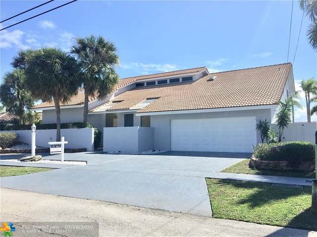 2740 NE 47th St, Lighthouse Point, FL 33064 (MLS #F10217589) :: Green Realty Properties