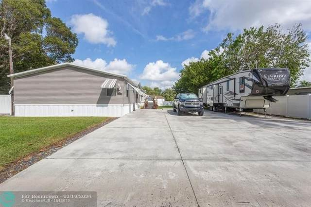 12921 SW 15th St, Davie, FL 33325 (MLS #F10217598) :: Berkshire Hathaway HomeServices EWM Realty