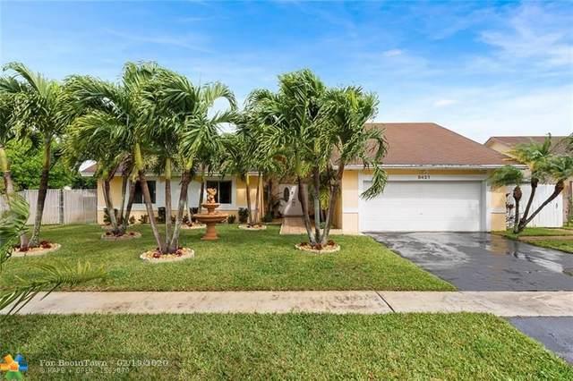 8421 NW 53rd Ct, Lauderhill, FL 33351 (MLS #F10217621) :: Green Realty Properties