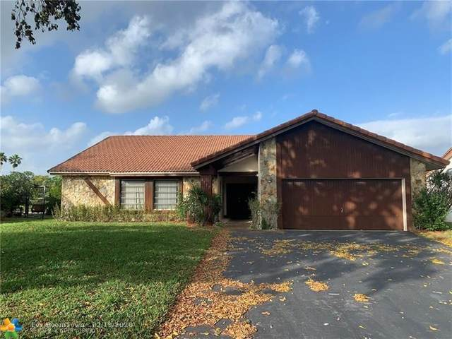 8557 NW 1st St, Coral Springs, FL 33071 (MLS #F10217638) :: Green Realty Properties