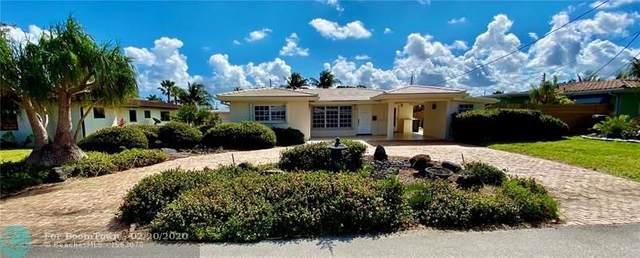 1720 NE 63rd Ct, Fort Lauderdale, FL 33334 (MLS #F10217647) :: Berkshire Hathaway HomeServices EWM Realty
