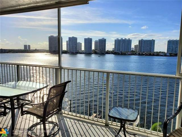 17800 N Bay Rd #702, Sunny Isles Beach, FL 33160 (MLS #F10217650) :: ONE Sotheby's International Realty