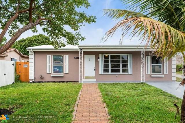 801 S D St, Lake Worth, FL 33460 (MLS #F10217672) :: RE/MAX