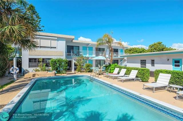 4629 El Mar Dr #5, Lauderdale By The Sea, FL 33308 (MLS #F10217695) :: Castelli Real Estate Services