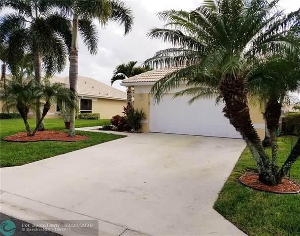 5092 Marla Dr, Boynton Beach, FL 33436 (MLS #F10217698) :: Berkshire Hathaway HomeServices EWM Realty