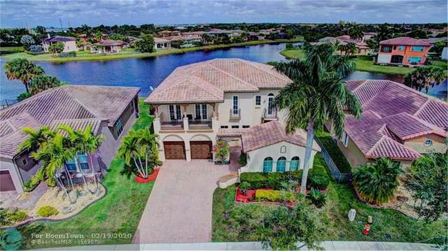 8045 NW 110th Dr, Parkland, FL 33076 (MLS #F10217706) :: United Realty Group
