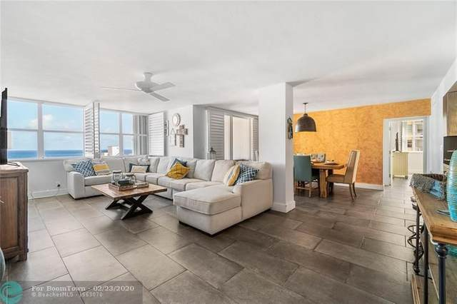 1400 S Ocean Dr #1408, Hollywood, FL 33019 (MLS #F10217708) :: THE BANNON GROUP at RE/MAX CONSULTANTS REALTY I
