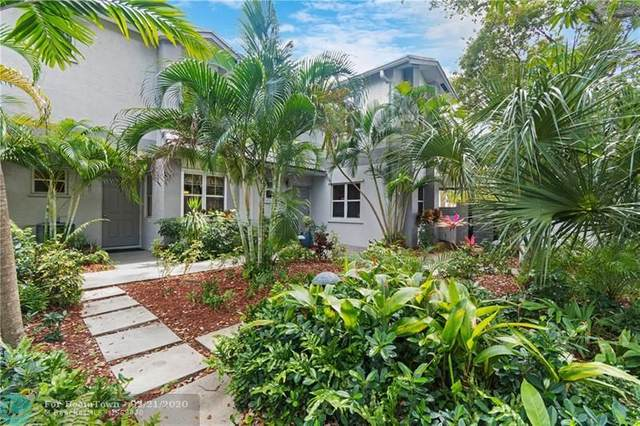 801 SE 16th Ct #13, Fort Lauderdale, FL 33316 (MLS #F10217721) :: United Realty Group