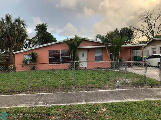 3210 NW 18th Place, Lauderhill, FL 33311 (MLS #F10217736) :: Green Realty Properties