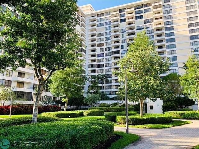 600 Three Islands Blvd #1205, Hallandale, FL 33009 (MLS #F10217752) :: Berkshire Hathaway HomeServices EWM Realty