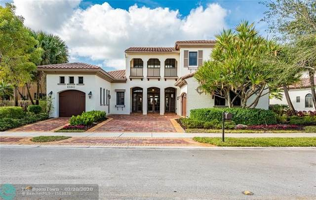 6880 Long Leaf Drive, Parkland, FL 33076 (MLS #F10217756) :: United Realty Group