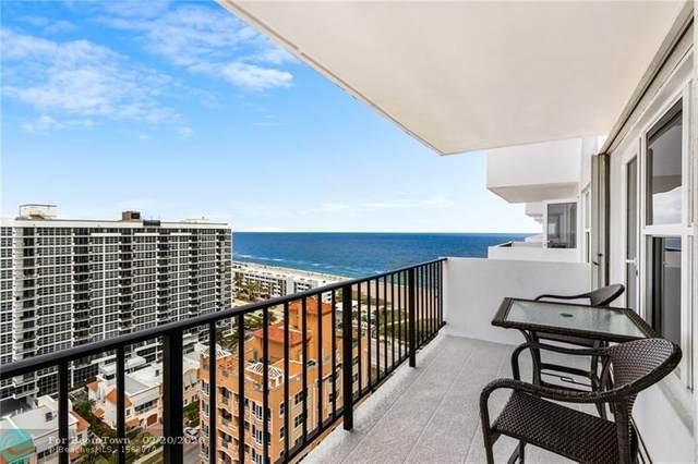 405 N Ocean Blvd #1809, Pompano Beach, FL 33062 (MLS #F10217769) :: Green Realty Properties