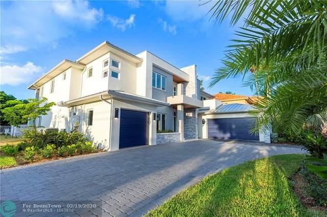 39 Pelican Dr, Fort Lauderdale, FL 33301 (MLS #F10217792) :: Berkshire Hathaway HomeServices EWM Realty
