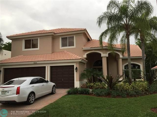 19844 Dinner Key Dr, Boca Raton, FL 33498 (MLS #F10217798) :: Green Realty Properties