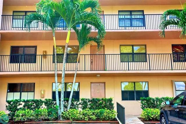 10400 NW 30th Ct #202, Sunrise, FL 33322 (MLS #F10217800) :: Castelli Real Estate Services