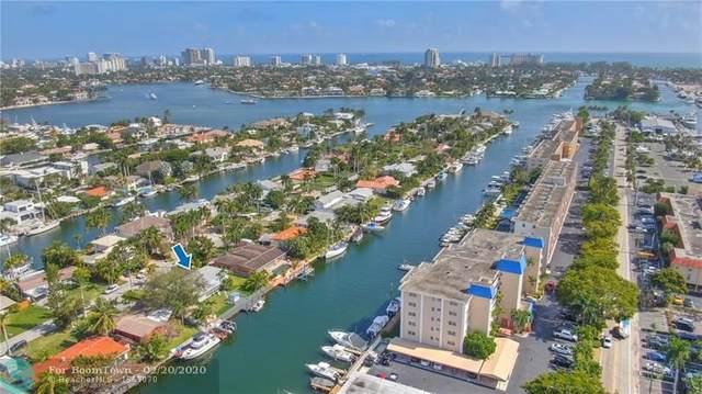 1612 SE 14th St, Fort Lauderdale, FL 33316 (MLS #F10217857) :: Laurie Finkelstein Reader Team