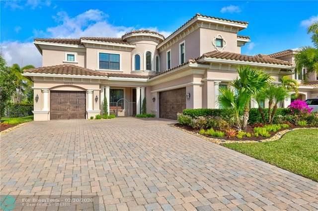 10233 Sweet Bay Mnr, Parkland, FL 33076 (MLS #F10217876) :: United Realty Group