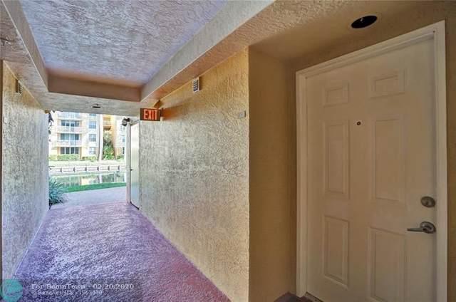 1450 SE 3rd Ave #112, Dania Beach, FL 33004 (MLS #F10217891) :: Castelli Real Estate Services
