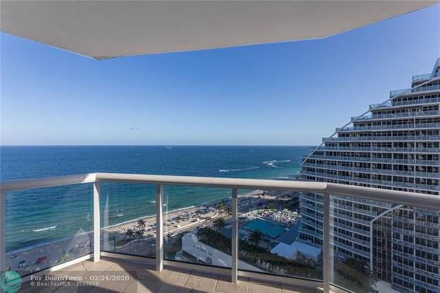 505 N Fort Lauderdale Beach Blvd #1909, Fort Lauderdale, FL 33304 (MLS #F10217897) :: Castelli Real Estate Services