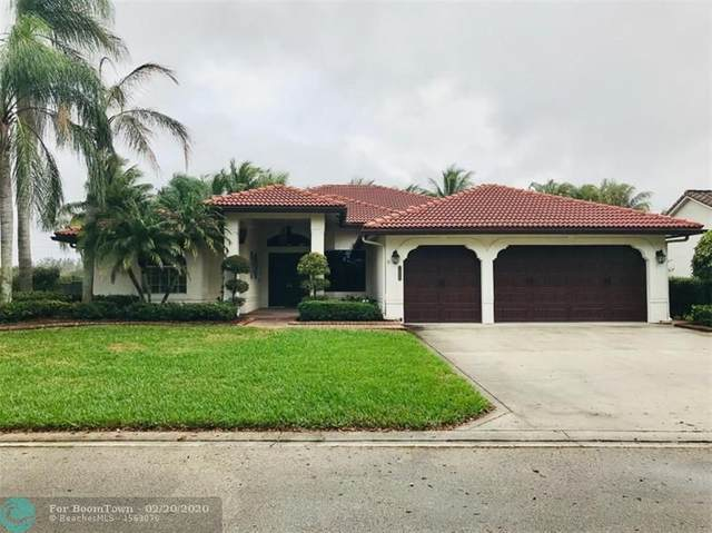 10466 NW 48th Pl, Coral Springs, FL 33076 (MLS #F10217929) :: United Realty Group