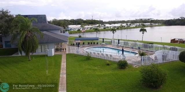 2223 Park Ln #101, Hollywood, FL 33021 (MLS #F10217939) :: Castelli Real Estate Services