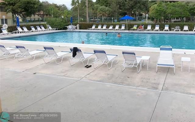 106 Gardens Dr #202, Pompano Beach, FL 33069 (MLS #F10217959) :: Green Realty Properties