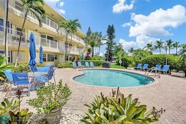 535 Hendricks Isle #307, Fort Lauderdale, FL 33301 (MLS #F10218016) :: United Realty Group