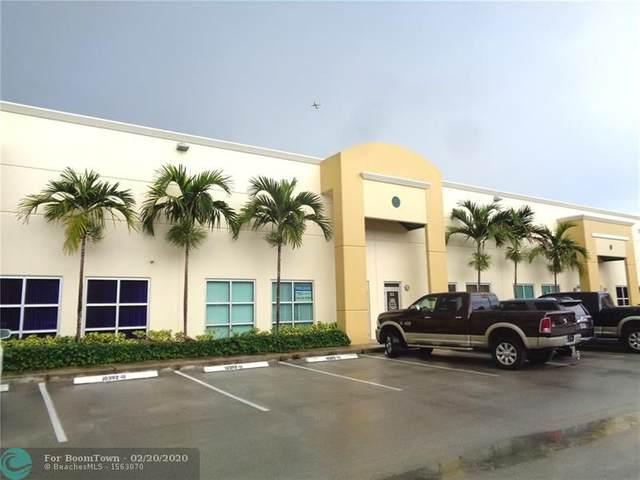 10392 W State Road 84 #111, Davie, FL 33324 (MLS #F10218022) :: The Paiz Group