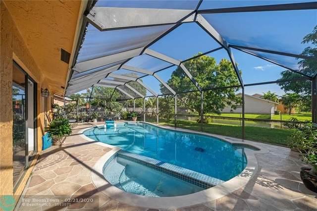 5330 NW 85th Ave, Lauderhill, FL 33351 (MLS #F10218047) :: Green Realty Properties